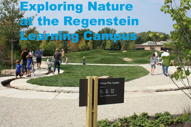 Exploring the Regenstein Learning Campus at Chicago Botanic Garden