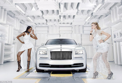 Rolls-Royce Dawn Fashion Inspired special edition picture
