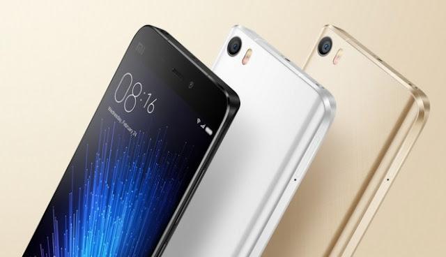 Spesifikasi dan Harga Xiaomi Mi 5 dan Mi 5 Pro