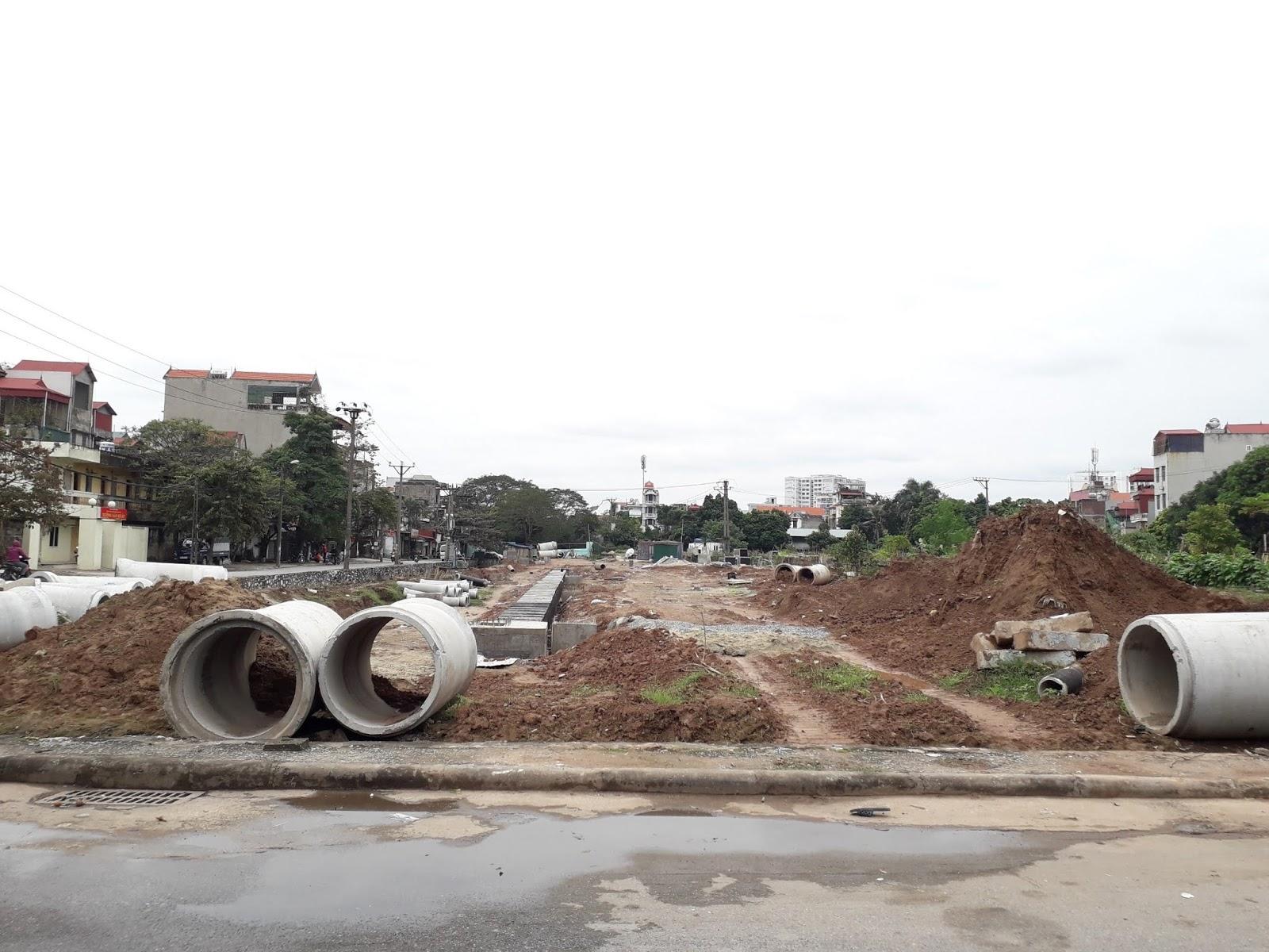 AQH Riverside đi qua Thượng Thanh.