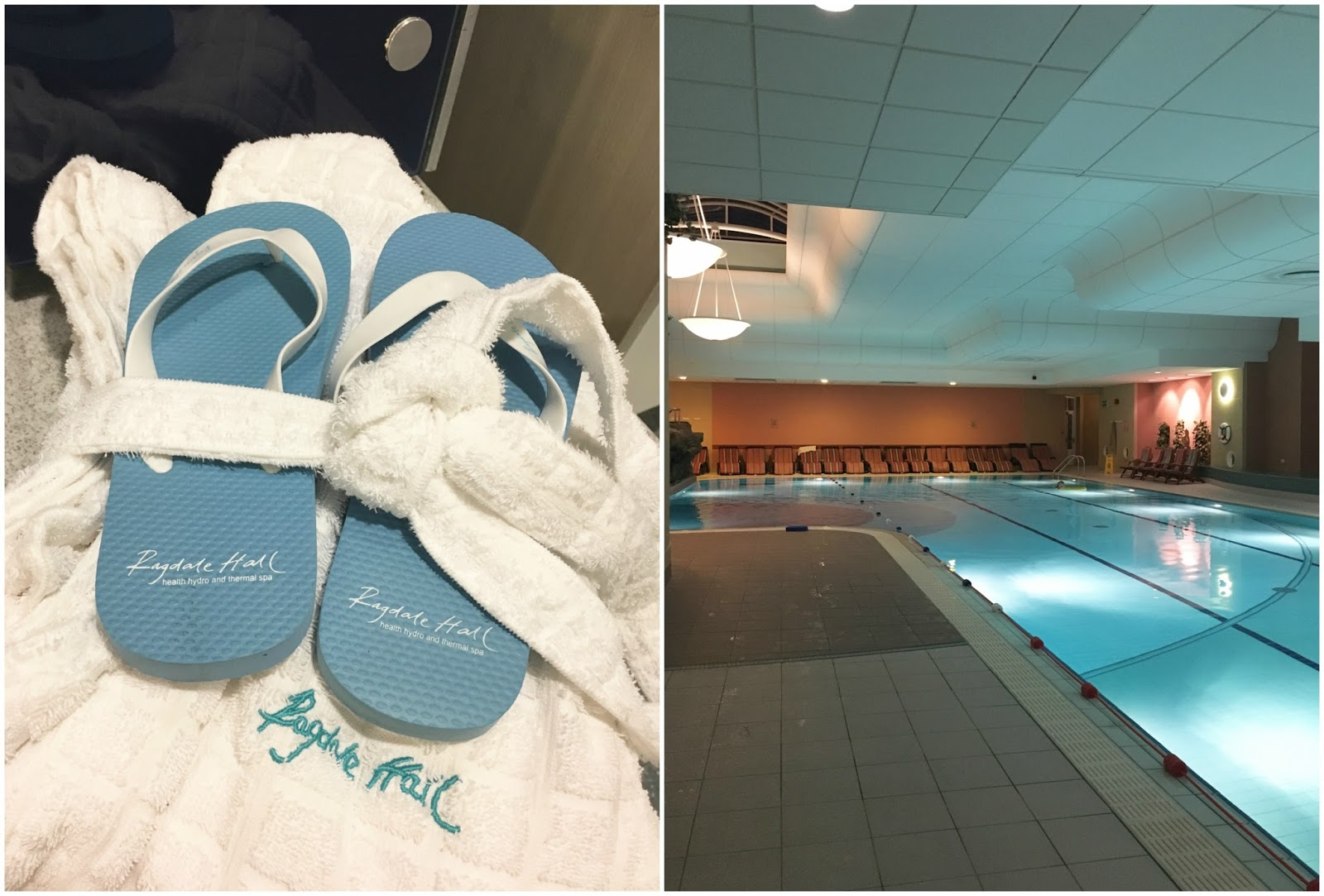 Ragdale Hall evening spa experience \ Leicestershire \ health hydro and spa \ Priceless Life of Mine \ Over 40 lifestyle blog