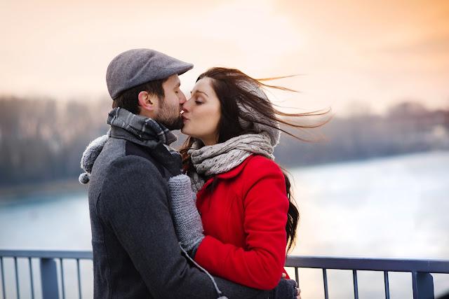 Hình ảnh mùa đông lãng mạn đẹp nhất trong tình yêu