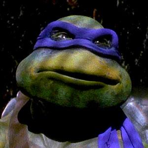 Las tortugas Ninja 1990 Donatello