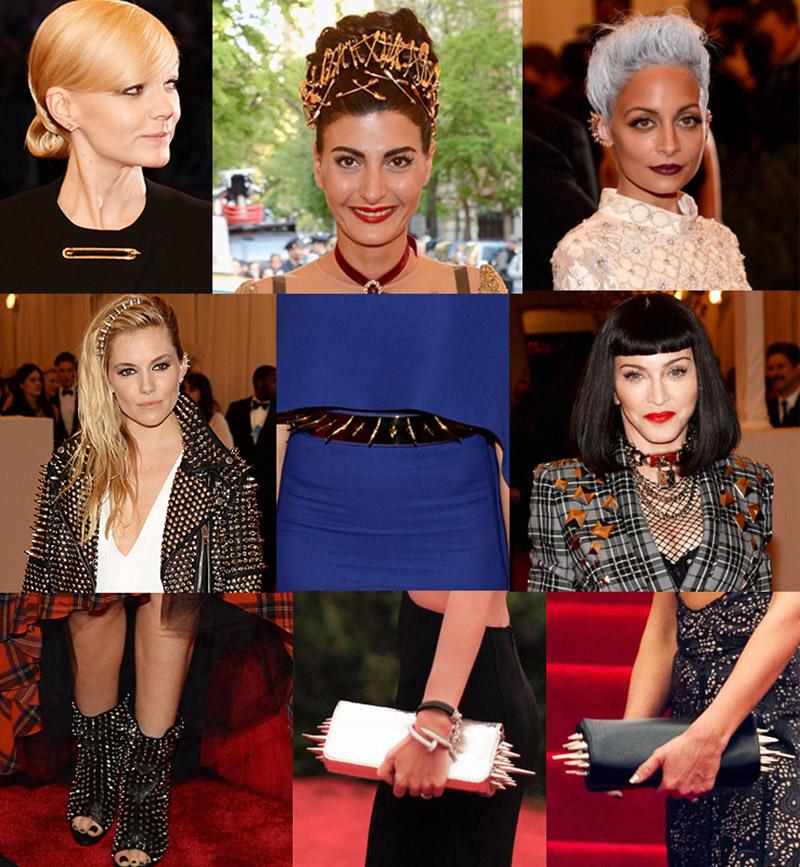2013 Met Gala Red Carpet Couture