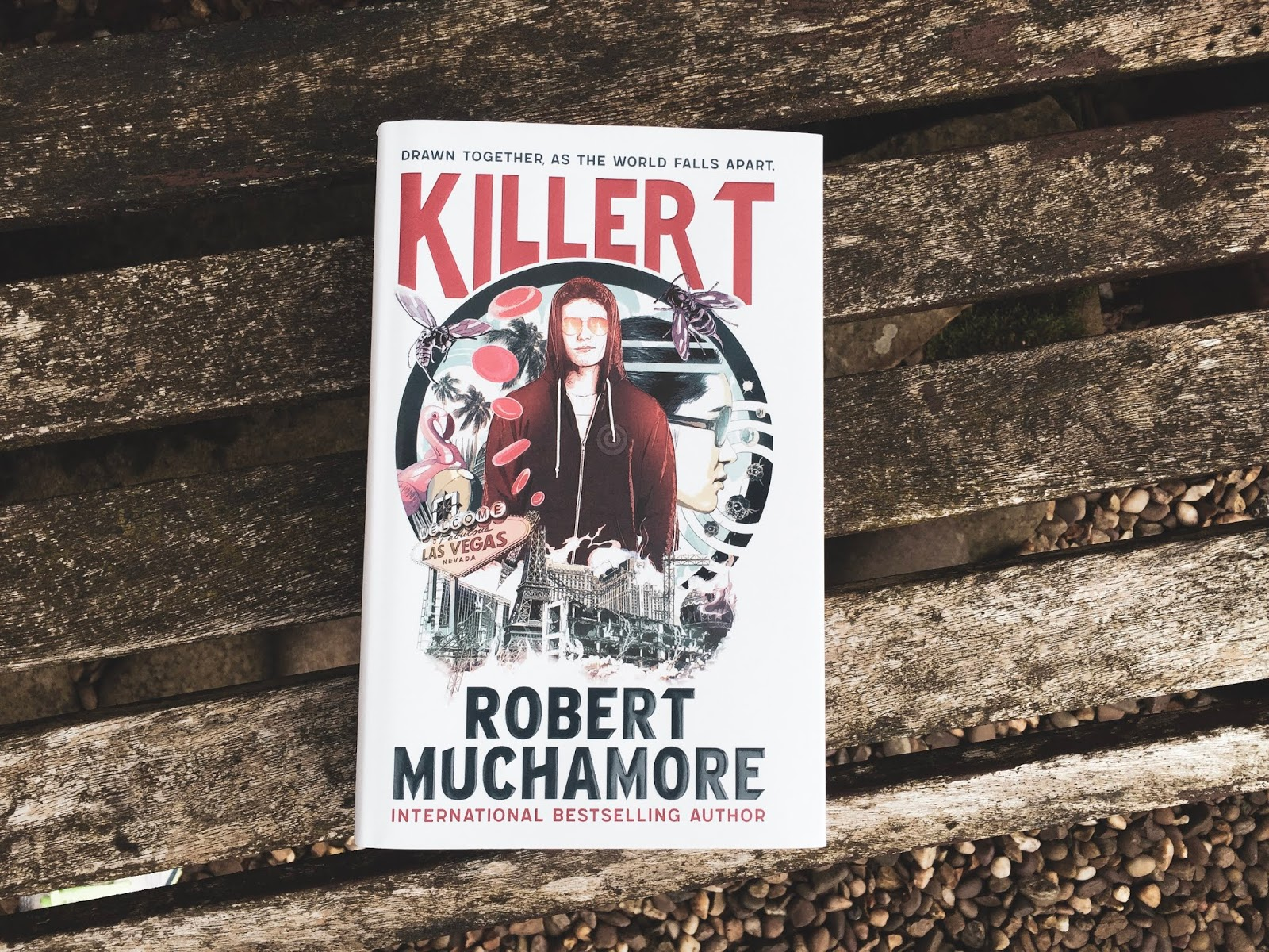 killer t, hot key books, robert muchamore, cherub, ya reads, young adult, gene editing, gene therapy, designer babies, dna, science
