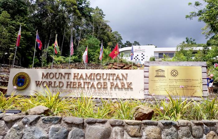 Mount Hamiguitan World Heritage Park in San Isidro, Davao Oriental.