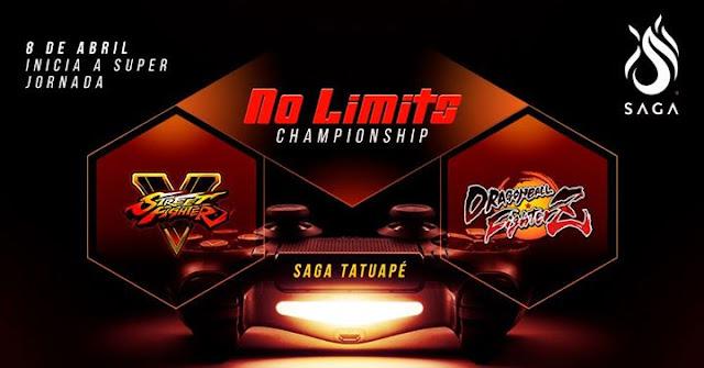 No Limits Championship SAGA