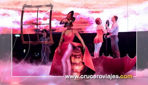 MSC Cruceros presenta dos nuevos espectáculos de CIRQUE DU SOLEIL AT SEA creados en exclusiva para MSC Bellissima