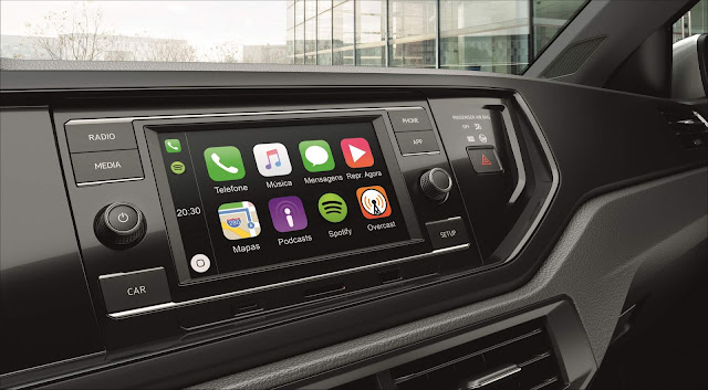 Novo VW Polo 2018 - versão de acesso
