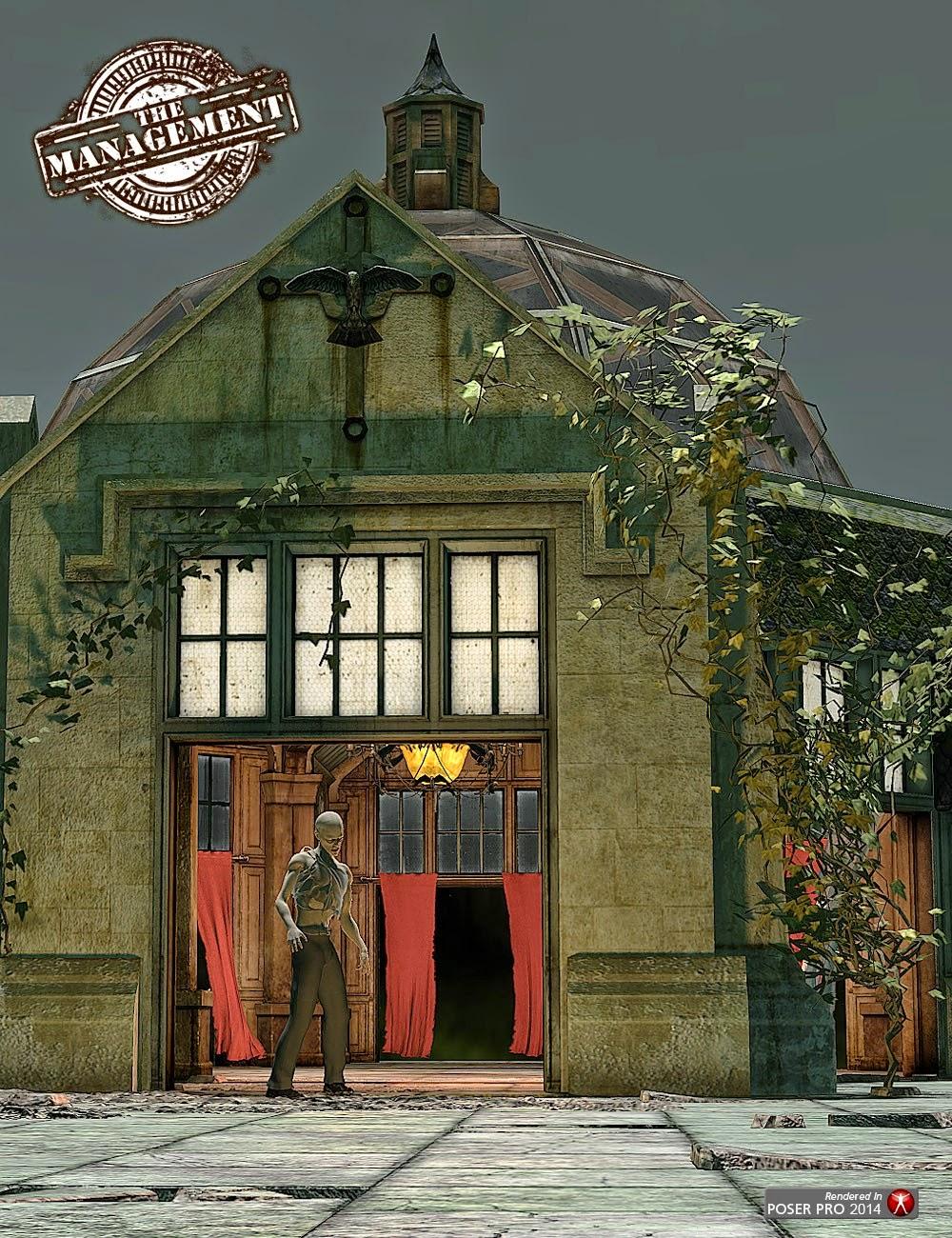 3d Exterior House Designs: Download DAZ Studio 3 For FREE!: DAZ 3D