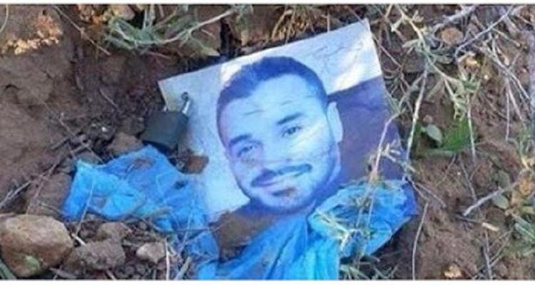 كان يمر فالمقابر فظهرت له صورة هذا الشاب وكانت الكارثة