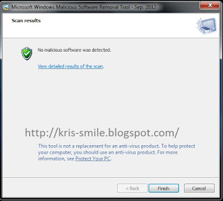 Windows Malicious Software Removal Tool (mrt.exe) 2