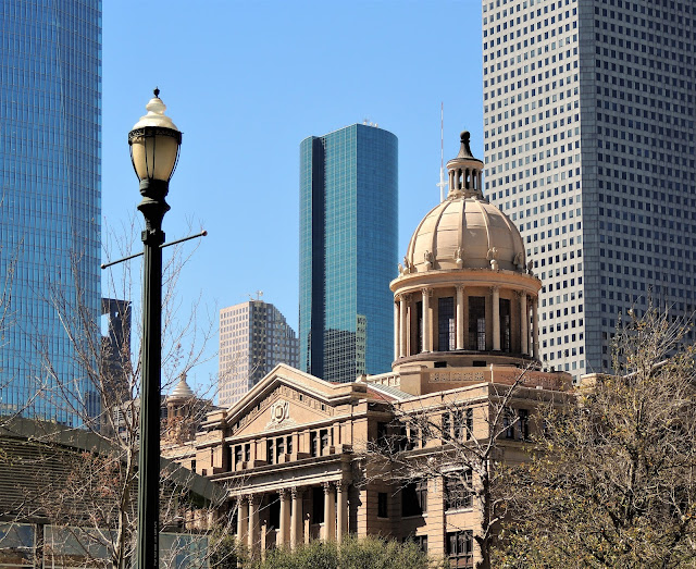 Historic Harris County Courthouse (1910)