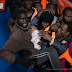 Over 500 African migrants including pregnant women and children rescued in the Mediterranean Sea (PHOTOS)