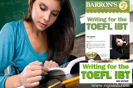 Barrons writing for the toefl ibt 3rd edition ebookpdf audio3 toefl ibt test of english as a foreign language test based on the internet to measure the knowledge of english of non english languages the book barrons fandeluxe Choice Image