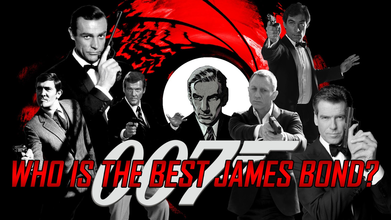 Who is the Best James Bond 007 actor?