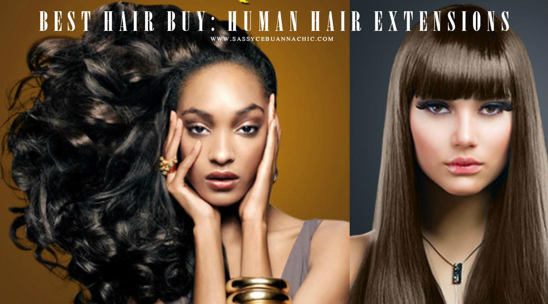 Best Hair Buy Human Hair Extensions Sassy Cebuana