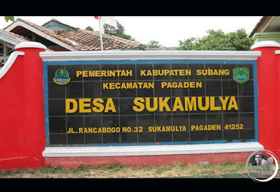 Desa Sukamulya. Jl. Rancabogo No.32 Sukamulya, Pagaden