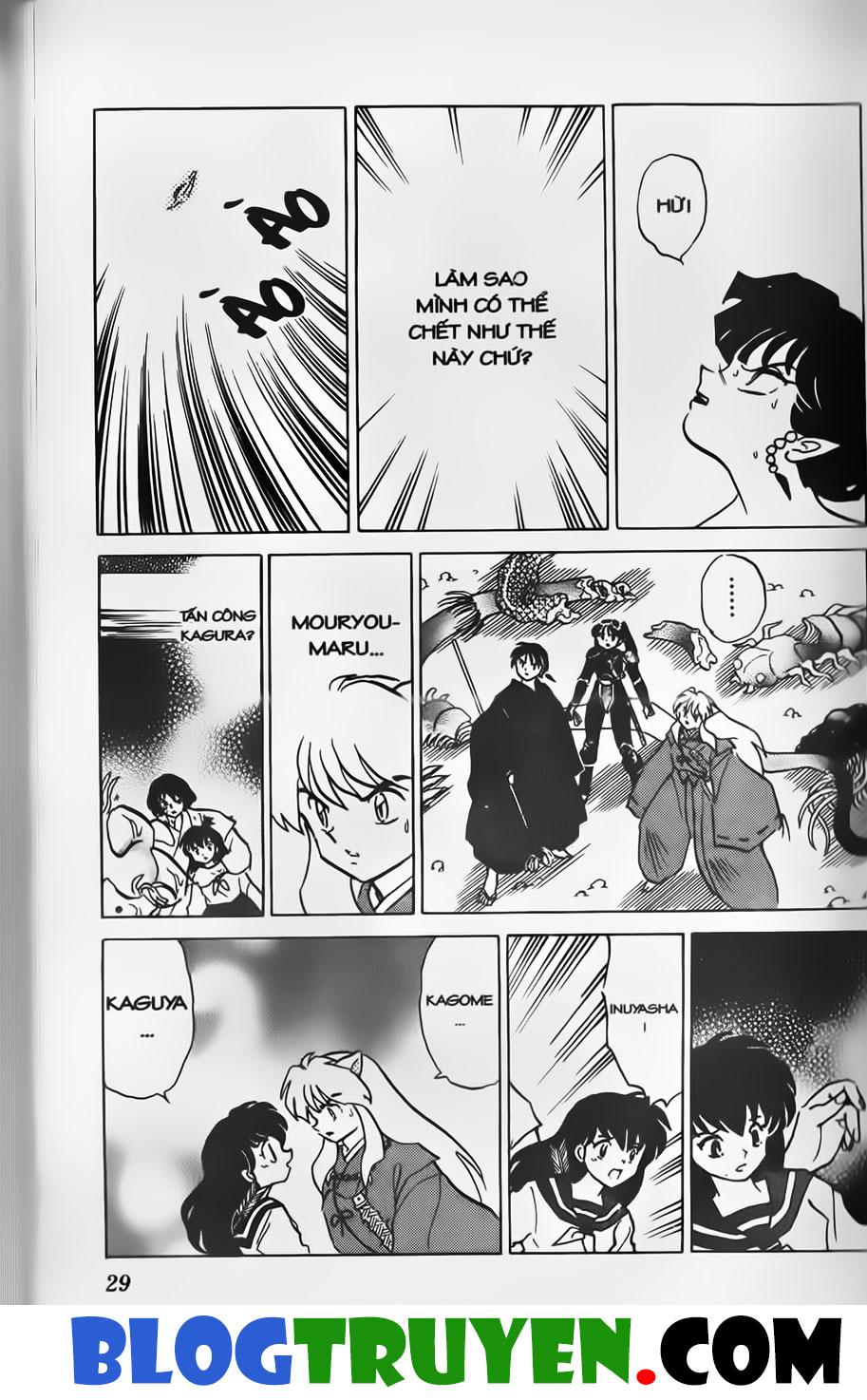 Inuyasha vol 36.2 trang 8