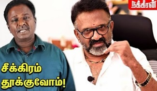 T.Siva (Amma Creations) Interview | Charlie Chaplin 2 Review Issue