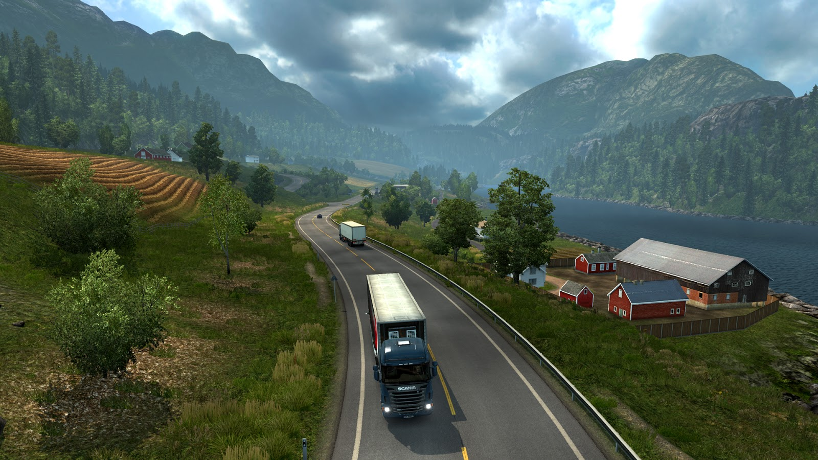 Euro Truck Simulator Online