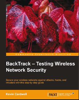كتاب مدفوع لتعلم إختبار و إختراق الشبكات اللاسلكية