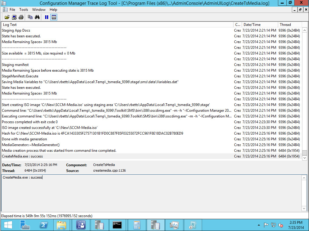 Sccm capture iso to usb | [SOLVED] Creating a bootable