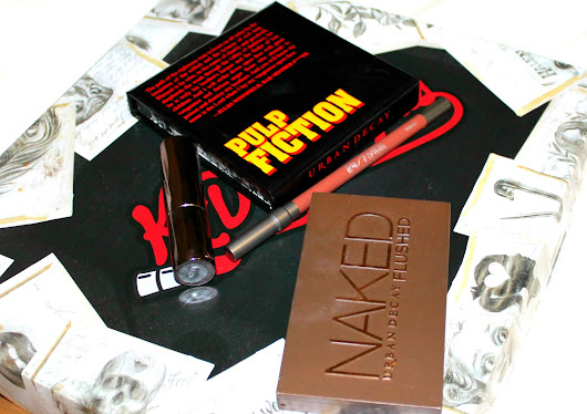 Urban Decay Haul, featuring Pulp Fiction & More