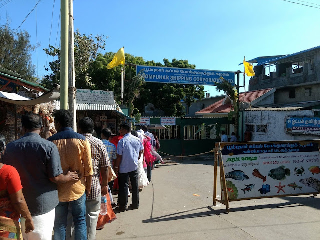 vivekananda memorial rock ticket queue