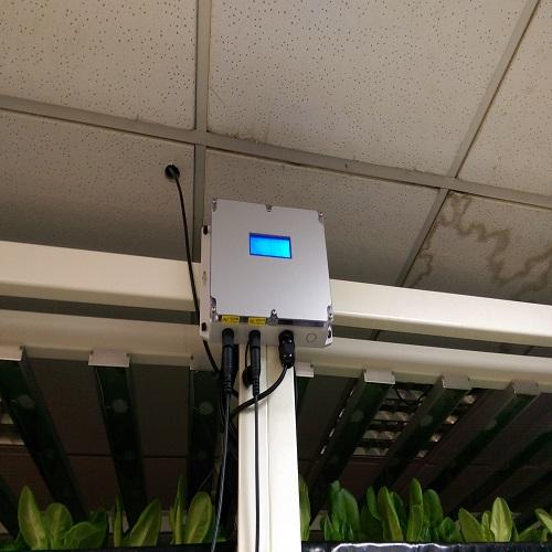 植物工廠-溫濕度偵測-土壤濕度偵測-水耕蔬菜-水耕農作物-水含氧量偵測-水溶氧量監測-智慧農業應用溫室監控-自動化監測與控制-高經濟價值農作物-植物工廠環境監控