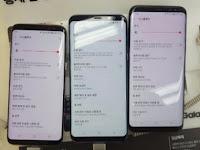 Samsung menyatakan sifat layar Super AMOLED itu menyebabkan warna merah