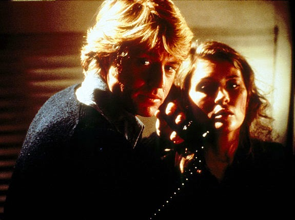 Three Days of the Condor Robert Redford Faye Dunaway
