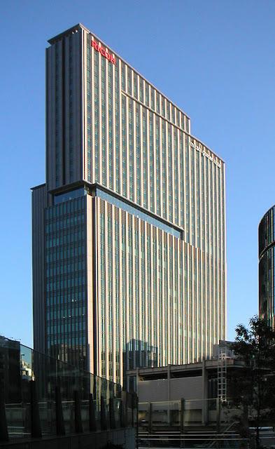 รีวิว โรงแรม Mitsui Garden Hotel Ginza Premier กลางกรุง Tokyo ...