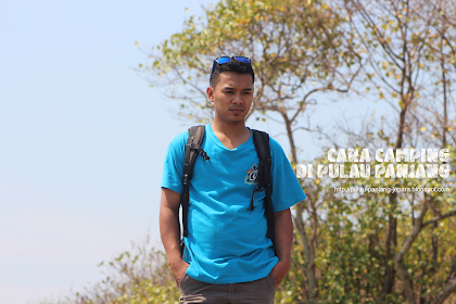Cara Camping di Pulau Panjang Jepara