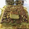 Matcha Mochi Cake