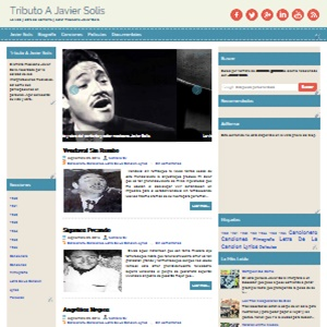 Tributo A Javier Solis