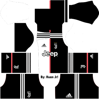 kit dream league soccer juventus
