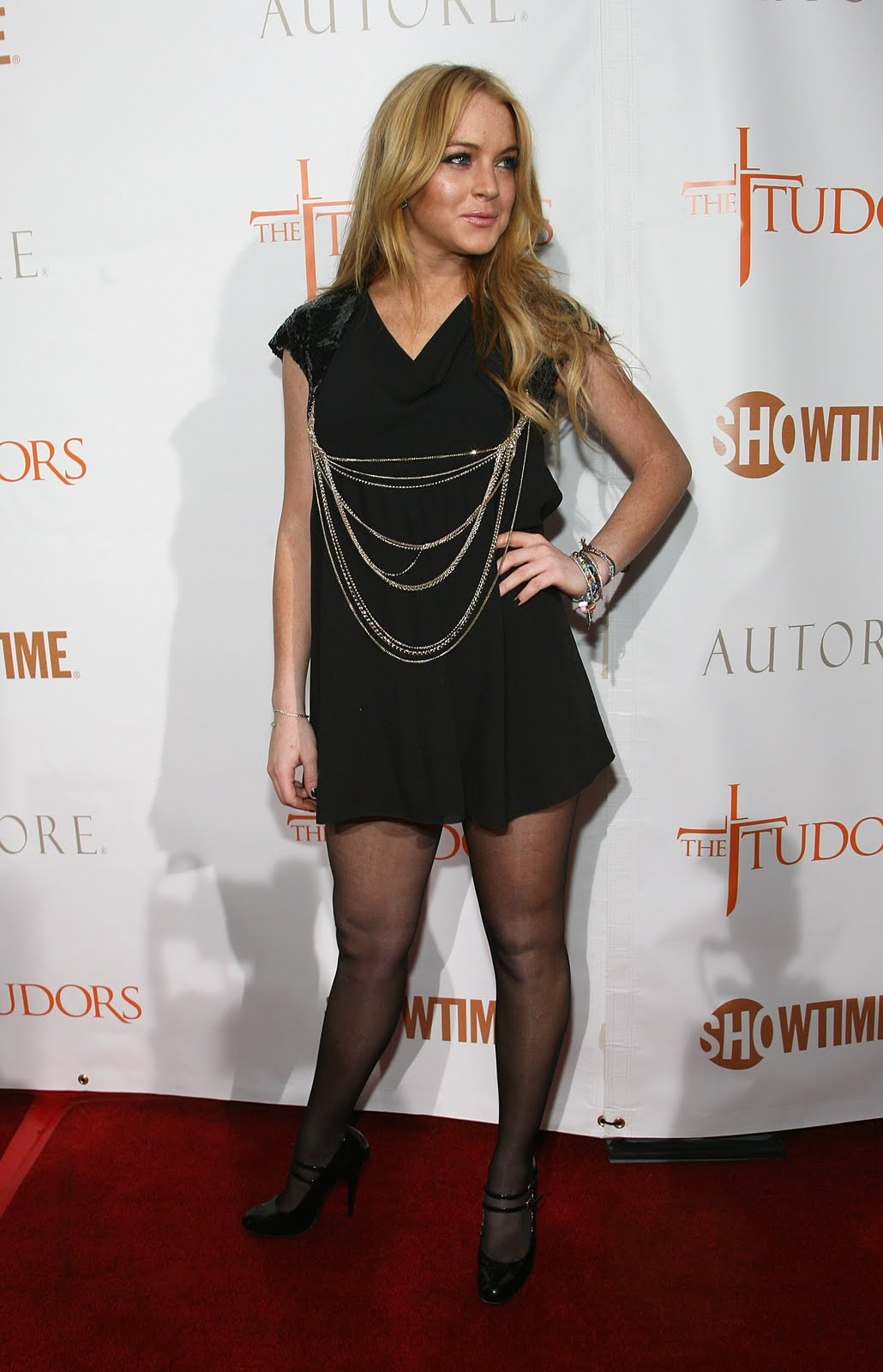 Certainly Lindsay lohan pantyhose