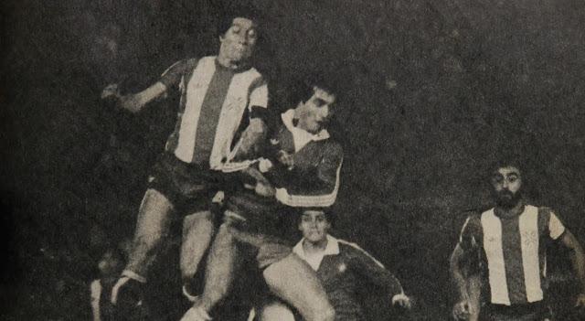 Paraguay y Chile en Clasificatorias a España 1982, 7 de junio de 1981