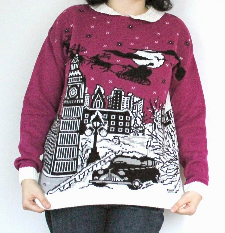 British Christmas Jumper