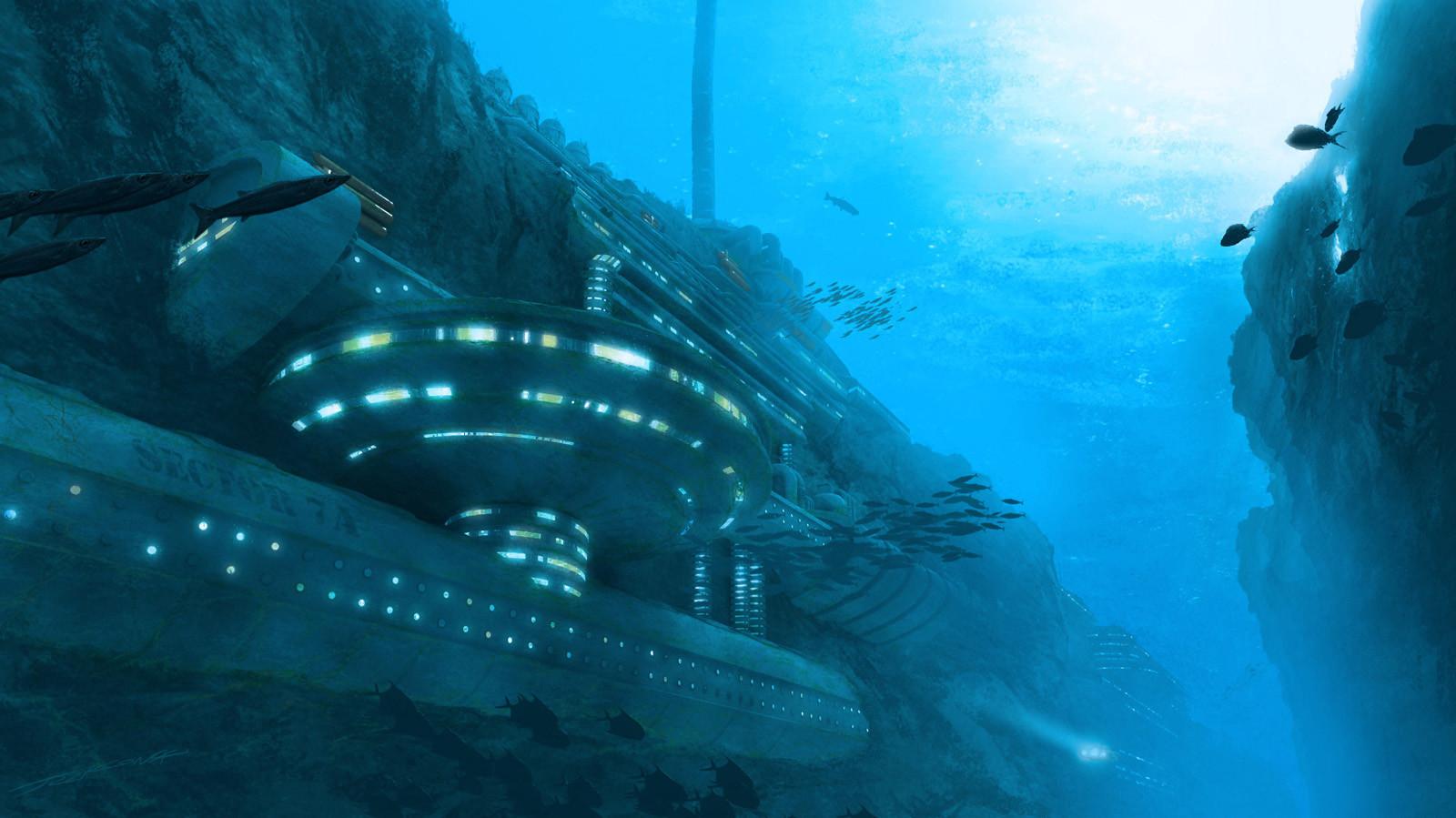 China Quiere Hacer De SeaQuest Una Realidad - Prepara Una Estación Submarina Permanente