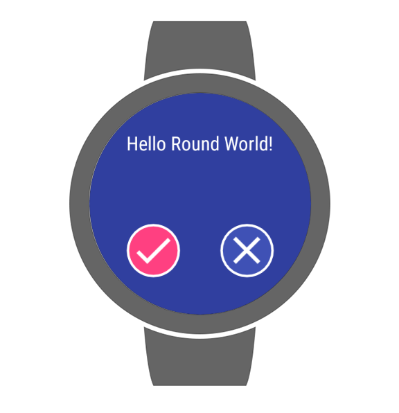 Android Developers Blog: Build beautifully for Android Wear's Round