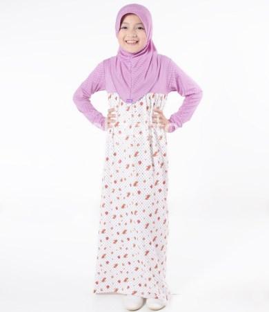 Baju Muslim Anak Elzatta gamis