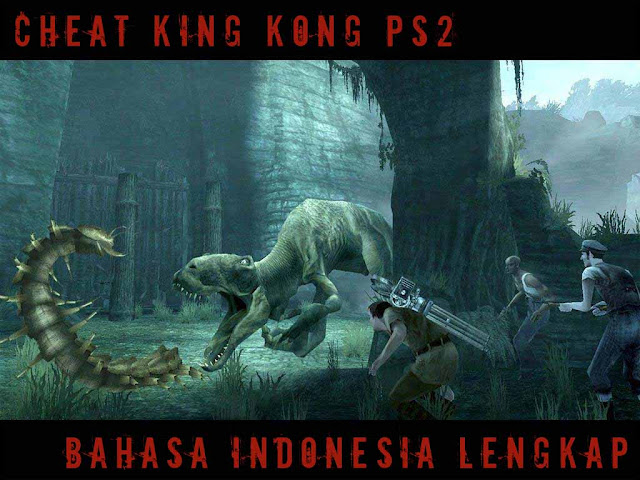 Cheat Kingkong Ps2