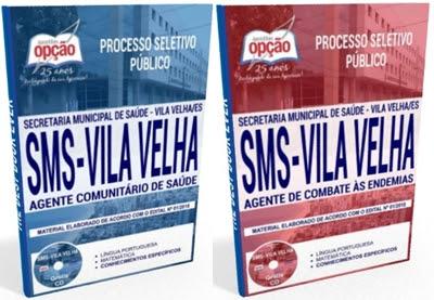 apostila SMS Vila Velha - Secretaria Municipal de Saúde
