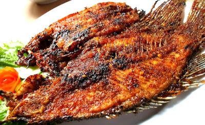 Resep Ikan Gurame Bakar Praktis Pakai Teflon