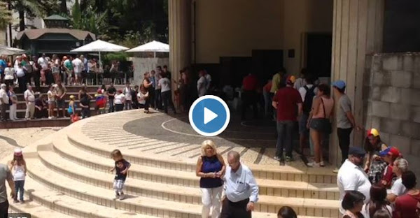 Venezolanos en el exterior abarrotan puntos de votación