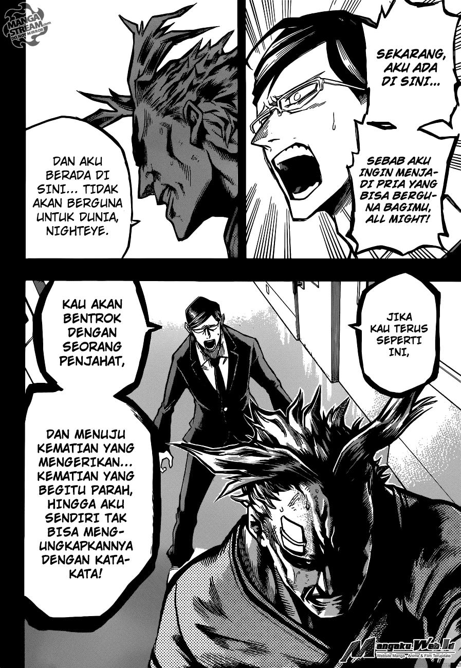 Boku no Hero Academia Chapter 130-18