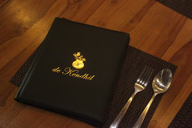 REVIEW MENU DE KENDIL RESTO