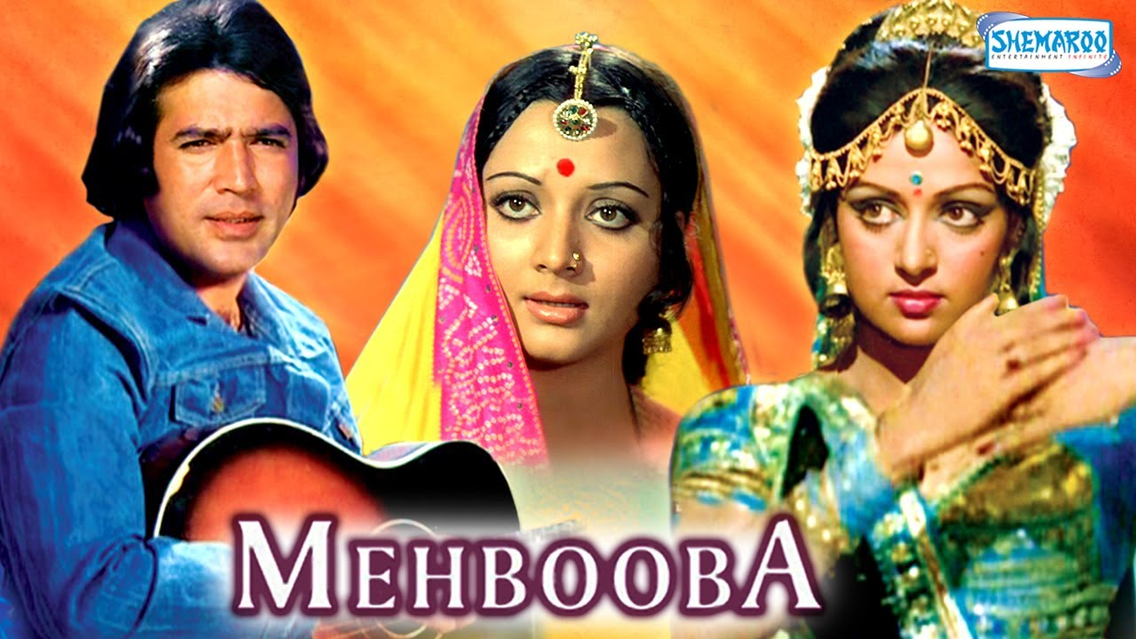 Hindi Movie - Mehbooba 1976